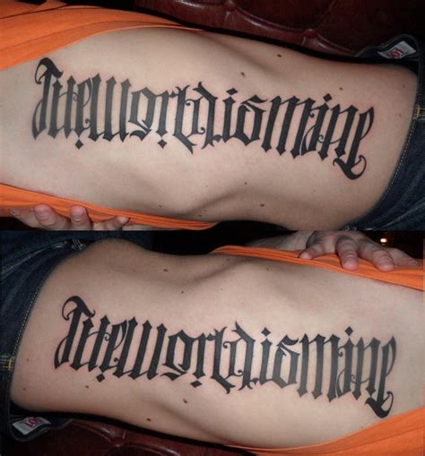 create ambigram tattoos ambigram tattoos designs pictures