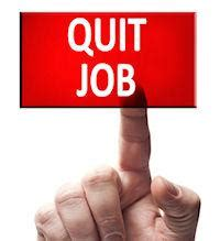 top ten reasons why people quit their jobs