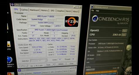 Amd Ryzen 7 1800x 3 6ghz Up To 4 0ghz Cache 16mb 95w Am4 8 amd breaking world records with ryzen 7 1800x already