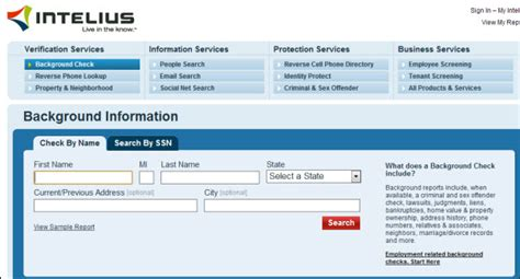 Intelius Search Usa Search Finder Intelius Autos Post