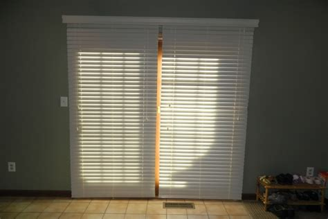 Faux Wood Blinds For Patio Doors Faux Wood Vertical Blinds For Patio Doors Patio Building