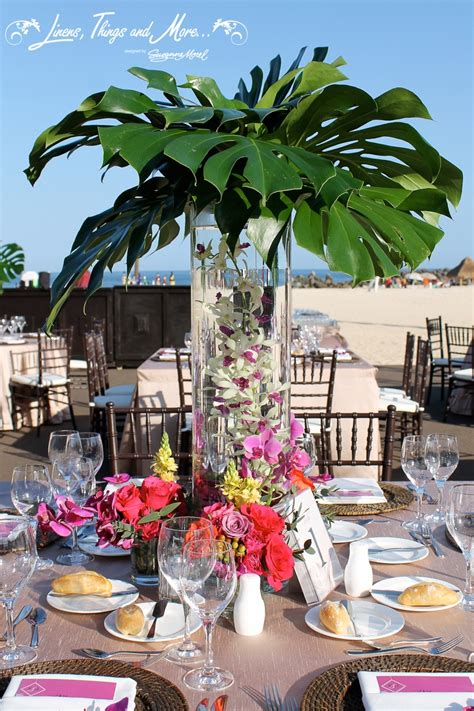 Tropical Themed Ls by 63 Best Images About Wedding Greenery Monstera Leaves On