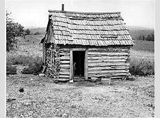 The Ape News: Sharecroppers Sharecropping House