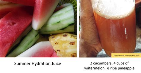 hydration juice the journey for the juice journey summer