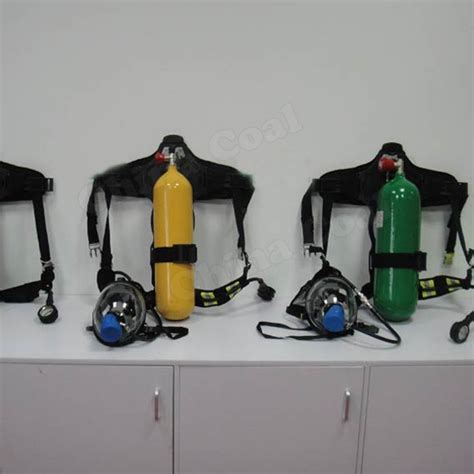 Breathing Apparatus rhzk 5 30 self contained breathing apparatus scba for