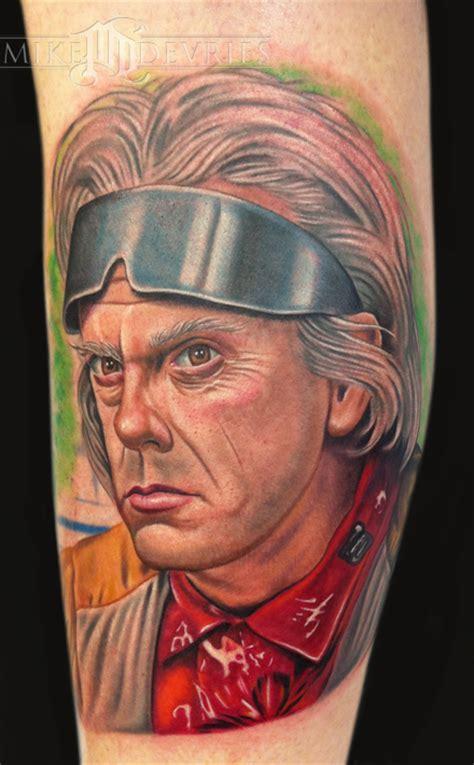 doc tattoo geeky tattoos part 17