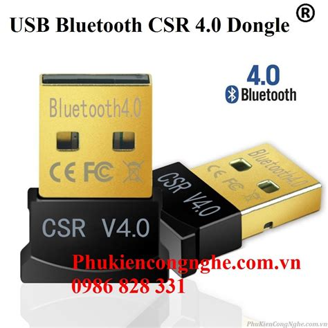 Terbaru Dongle Usb Bluetooth 4 0 usb bluetooth csr 4 0 dongle cho m 225 y t 237 nh