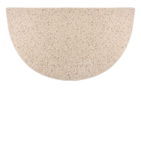 36 x 72 rug goods of the woods sandstone ember half wool hearth rug 36 inch x 72 inch