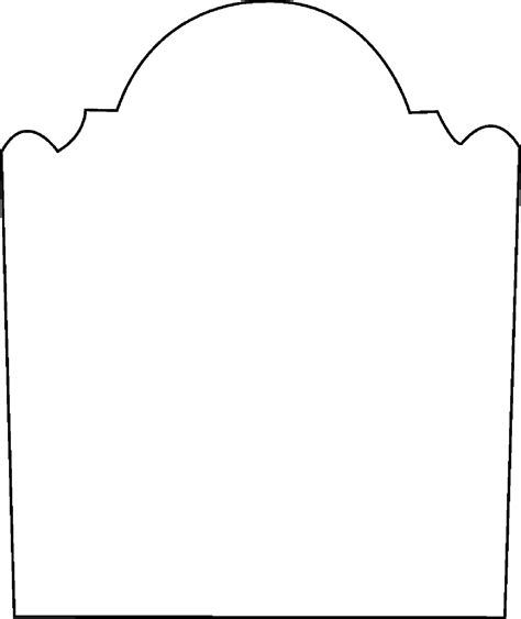 Free Gravestones Cliparts Download Free Clip Art Free Clip Art On Clipart Library Free Gravestone Template