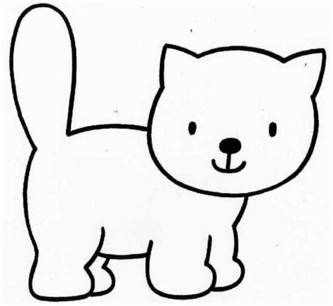 imagenes de gatitos faciles para dibujar dibujos de gatitos my blog