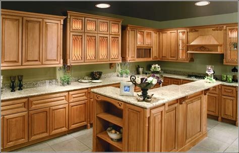 natural kitchen cabinets quartz countertops with natural maple cabinets