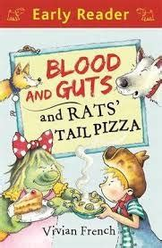 blood and guts in high school books blood and guts and rats pizza by