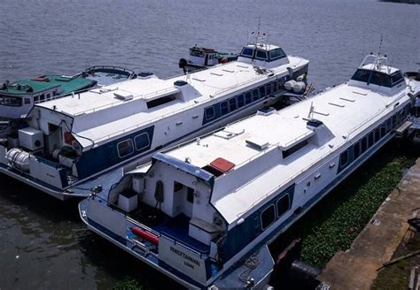 boat service in kochi kerala to welcome country s first high speed hydrofoil