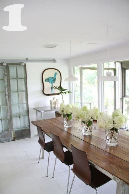 Rustic Chic Dining Room Tables 14 Fabulous Rustic Chic Dining Tables Inspiration Picklee