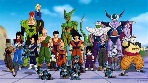 dragon ball characters dragon ball picture