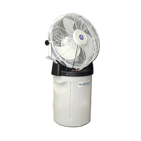 versamist portable misting fan  water tank  diy home