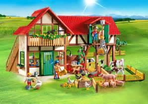 grande ferme 6120 playmobil 174