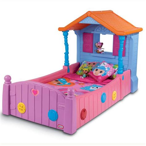little tikes bedroom furniture little tikes lalaloopsy twin bed