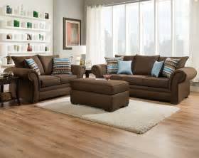 chocolate brown set jitterbug cocoa sofa and