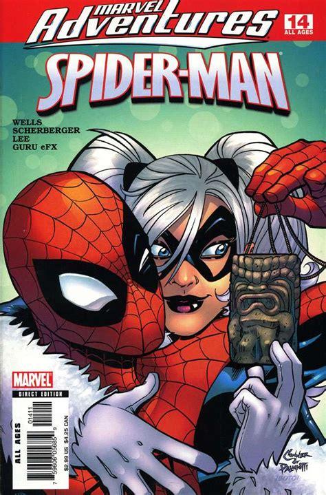 marvel adventures spider man vol 1 14 marvel database