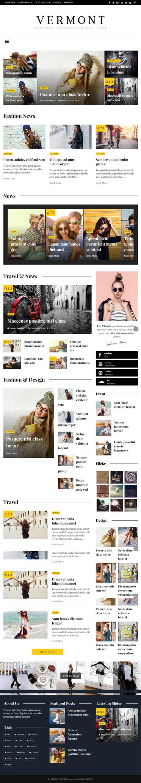 design magazine theme 50 best photography wordpress themes wordpress themes