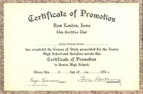 8th grade graduation certificate template quotes