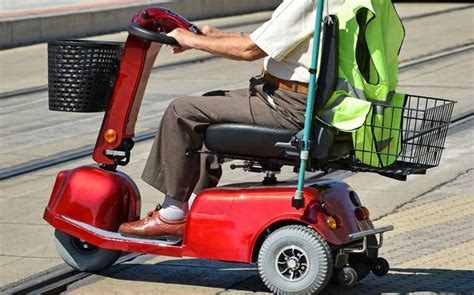 mobility scooters  seniors amica medical supply blog