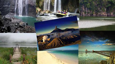 objek wisata  kabupaten probolinggo jawa timur terbaik