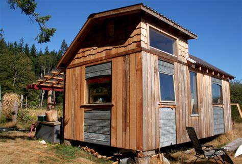 cortes island portable cabins tiny is home