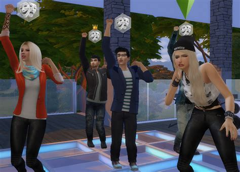 dance tutorial upgrade dance skill the sims 4 tutorial telat update