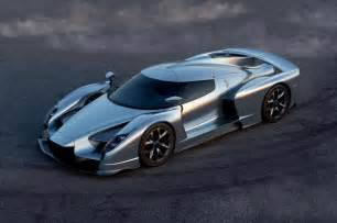 Cool Hunter Interior Design Honda Engine At Heart Of Wild Glickenhaus Scg 003 Supercar