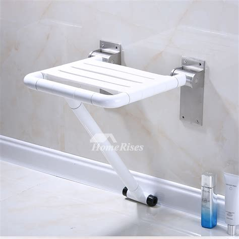 Bathroom Shower Seats Wall Mounted Bathroom Shower Seats Wall Mounted Gorgeous Teak Shower Bench In Bathroom With Tile Next To