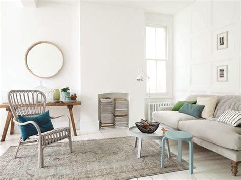 contemporary boho chill out contemporary living room