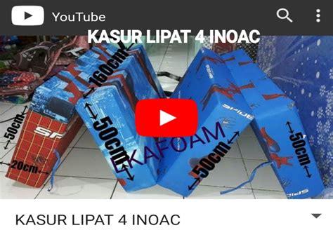 Sofabed Inoac Ukr No 4 Tebal 30cm harga kasur inoac terbaru desember 2017 agen jual kasur busa inoac kasur inoac ef