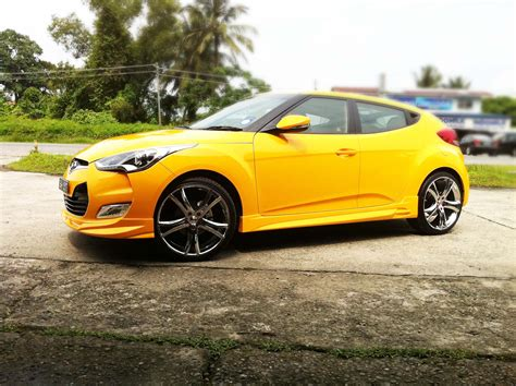 2013 Hyundai Veloster Accessories by Aftermarket Veloster Aftermarket