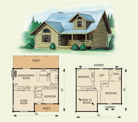 log cabin blue prints log cabin plans on pinterest log home plans cabin plans