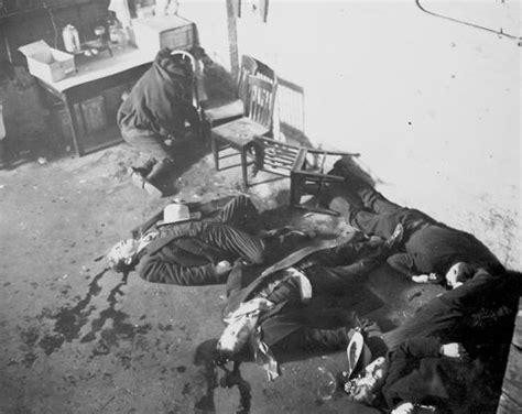 valentines day massacure st s day 1929