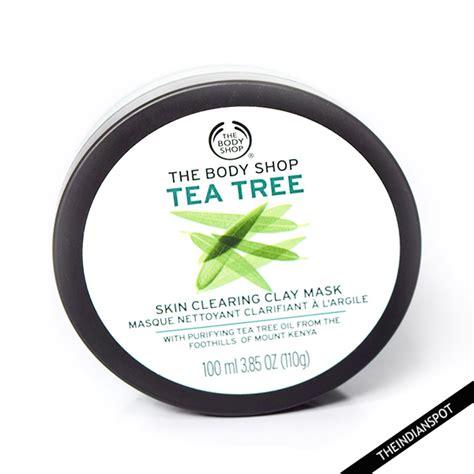 Pelembab The Shop Tea Tree Tea Tree Skin Clearing Clay Mask The Shop Autos Post