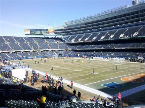soldier field section 130 thomas p m barnett blog i said i would never go back