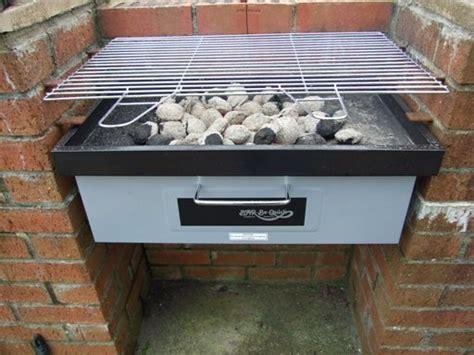 build a backyard bbq grill build a brick charcoal grill