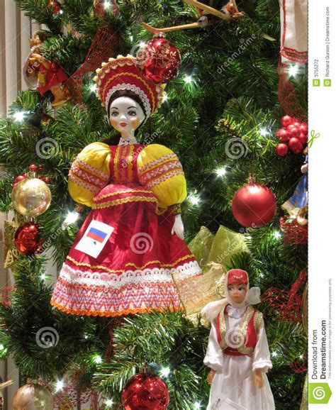 russian doll ornament stock photography image 3755272