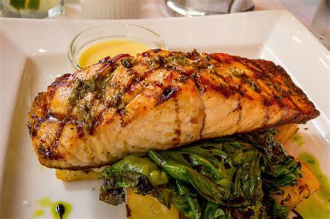 dinner salmon salmon dinner flickr photo