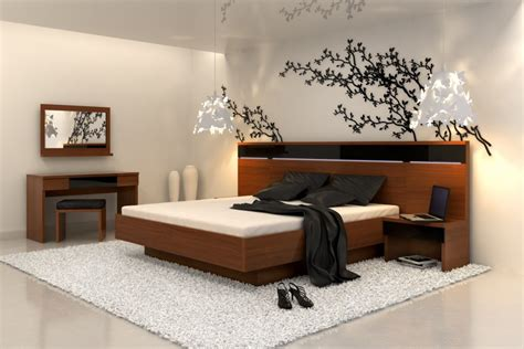 contemporary wood bedroom furniture modern bedroom furniture that suitable with your style
