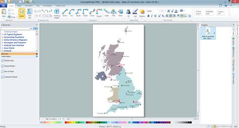 drawing maps software geo map europe united kingdom map of uk map of uk