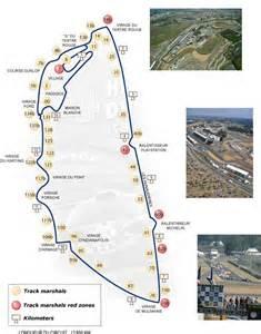 Le Mans Bugatti Circuit Map Image Gallery Le Mans Circuit