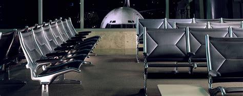 eames tandem sling airport seating herman miller