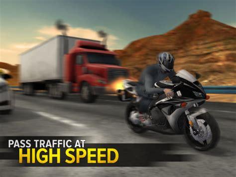 Motorrad Spiele F R Ipad by Highway Rider Rasante Motorradaction 187 Kostenlose Apps
