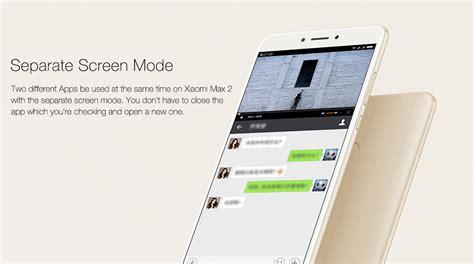 Xiaomi Mi Max 2 4 64 Gold Global New official global rom xiaomi mi max2 4gb 64gb smartphone gold