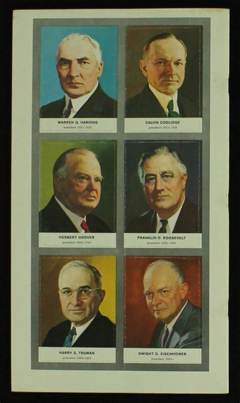 Presidential Trading Card Template by Sports Memorabilia Auction Pristine Auction