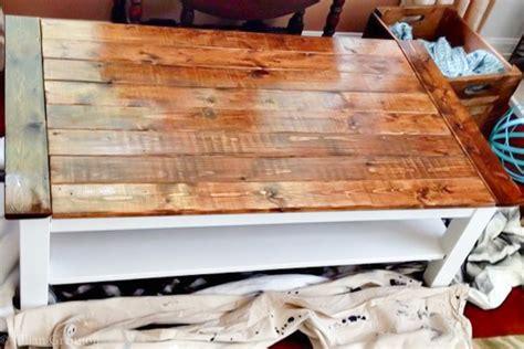 Diy Coffee Table Makeover Diy Coffee Table Makeover